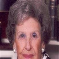 Jeanne Louise Lyon Benjamin