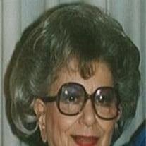 Sylvia Margolis Vincent