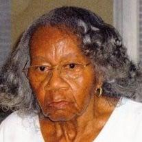 Mrs. Gladys Brazos