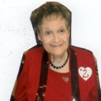 Mrs. Ruth Lillian Evans