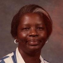 "Mrs. Dorothy L. ""Dot"" Carter"