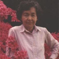 Miss V. Witmer