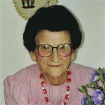 Esther Alene Hendrix Brown