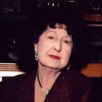 Ruth Elizabeth Weber