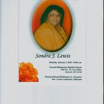 Mrs. J. Lewis