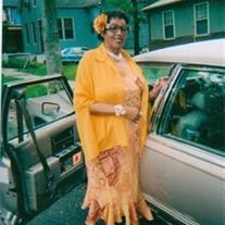 Lady Mae Florence Wheeler