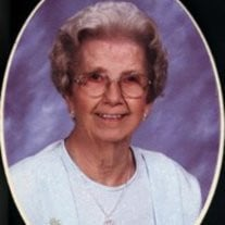 Mabel Christensen Green