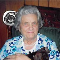 Mrs. Mary Ann Rhinehart