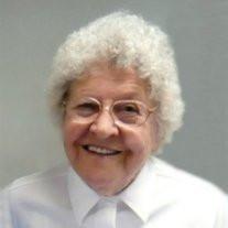 Edna M. Blevins