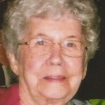 Isabelle Clara Benson