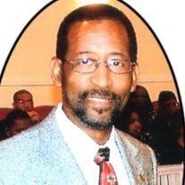 Pastor  Lloyd H. Crosby