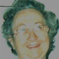 Ms. Florence Jean Curtis