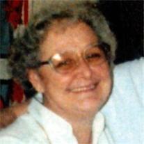 Ethel McGill