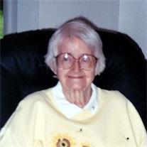 Martha Straszheim