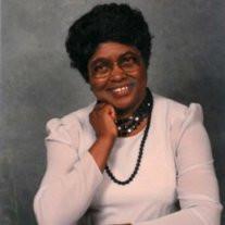Mrs. Maxine Gertie B. Chandler Cole McDearman