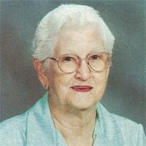 Marjorie M. Suchsland