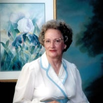 Mrs. Anna Marie Krueger Clayton