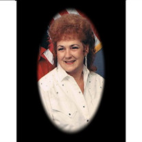 Mary Louise Hansford Morehead