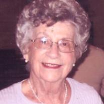 Gertrude K Deibler