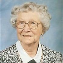 Grace M. Riegel