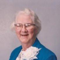 Mrs. Shirley Aldora LeMay
