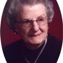 Josephine Strohl