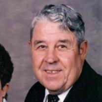 MSG (Ret) Benjamin Robert Campeau Sr.