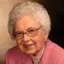 Nina May Lewis