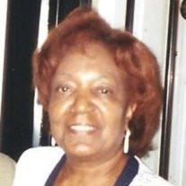 Mrs. Bertha Lucille Bishop