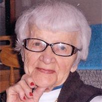 Anna Elizabeth Gettel