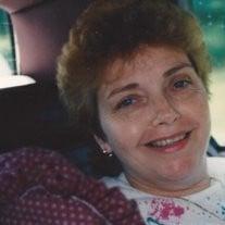 Mrs. Elizabeth (Betsy) Osborn King