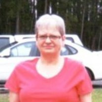 Brenda Sue Mahaffey Lewis