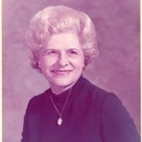 Mrs. Vauncile E.  Switzer