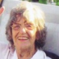 Mrs. Marie Barnes Brant