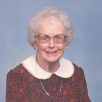 Martha E. Betts