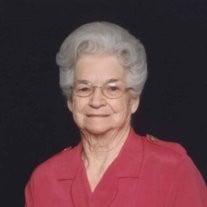 Mary  Tharp Jackson