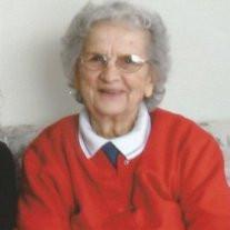 Clara Mary (Wiewiora) Wisniewski