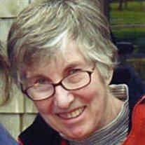 Elizabeth (Betty) Carvel Palmer