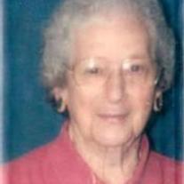 Margaret M. Rudinoff