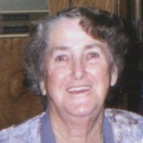 Mrs. Essie Almond Adams