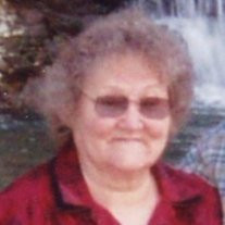 Betty Lou (Webb) Breedlove