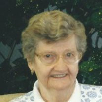 Mrs. Evelyn M Madore (Brown)