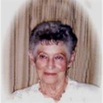 Geraldine Faye Thompson Obituary - Visitation & Funeral
