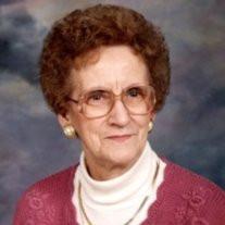 Sylvia Victoria Mallett