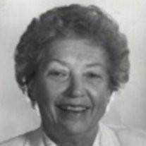 Mrs. Mary  Ellen Harrison Wolcott
