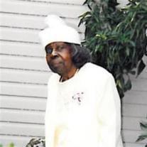 Mrs. Nettie Lee White