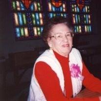 Beatrice Rigby Kemp