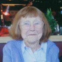 Doris M Morrison