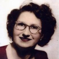 Evelyn  Massey Robson