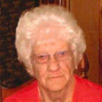 Mrs. Mattie S. McDowell